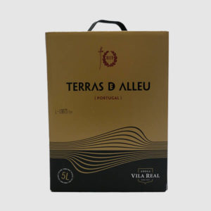 Terras de Alleu Bag-in-Box 5 Litros Tinto