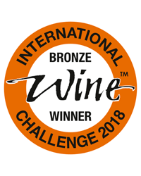 International Wine Challenge 2018 - Bronze