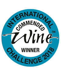 International Wine Challenge 2018 - Commended