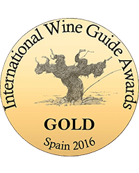 International Wine Guide Awards 2016 - Ouro