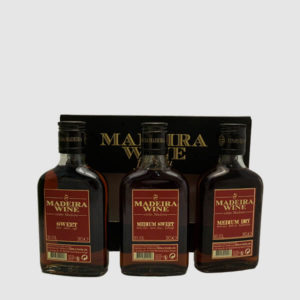 Madeira4You 3x20Cl Madeira Doce, M-Doce, M-Seco