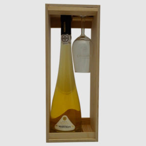 Porto Martha's Decanter Tobbo White 50Cl com Copo