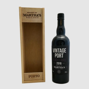Porto Vintage Martha's 2016 Black Label 75Cl