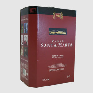 Santa Marta Bag-in-Box 5 Litros Tinto
