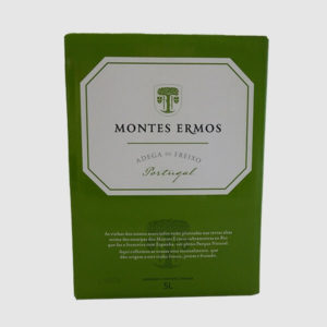 Monte Ermos Bag-in-Box 5 Litros Branco